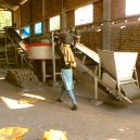 Fly Ash Bricks Press Machine