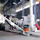 Mobile Drum type Mixing Plant