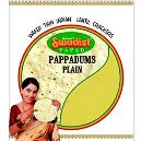 Plain Lentil Papad