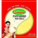 Red Chilli Flavoured Papad