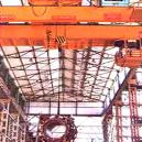 Built-In Crane Weighing System