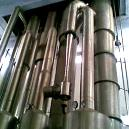 Waste Evaporator for Dairy Plant