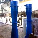 Venturi Tubes with High Pressure Recovery