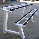 Multiple Dumbbell Holding Rack