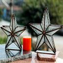 Star Shaped Hanging Light