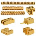 Brass Neutral Links And Terminals Blocks