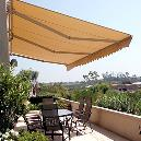 Outdoor Type Sun Protective Awning