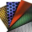 Industrial Grade Perforated Sheet