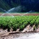Farm Irrigation Sprinkler System
