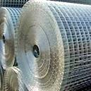 Welded Steel Mesh In Roll/ Panel Form