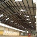 Corrosion Resistant Industrial Shed
