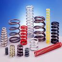Industrial Grade Compression Springs