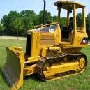 Hydraulic Operated Earth Moving Dozer