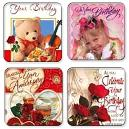Birthday Greeting Card For Kids