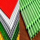 Fibre Reinforced Plastic Pultruded Gratings