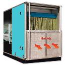 Industrial Grade Single/ Double Skin Air Washer