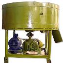 Castable Pan Mixing Machine