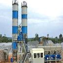 Concrete Batching Plant With Planetary Mixer