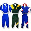 Multicolour Combined School Tracksuits