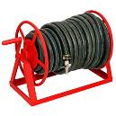 Stand Mounted Hose Reel