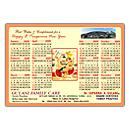 Calendar Magnets For Promotional Purpose