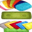 Cotton Saggy Bath Mat