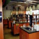 Professional Bio-Chemistry Laboratory Table
