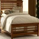 Contemporary Designed Wooden Double Bed