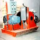 Industrial Grade Electrically Operated Winch