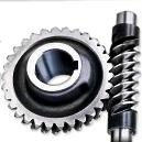 Corrosion Resistant Worm Gear