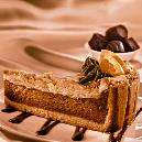 Chocolate Flavoured Cheese Cake