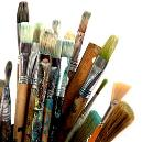 Large/ Small Size Painting Brushes