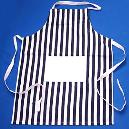 Kitchen Apron With Back Straps