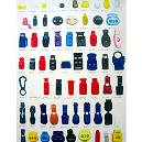 Precisely Designed Colourful Plastic Buttons