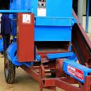 Compact Designed Groundnut Thresher