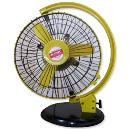 Corrosion Resistant Portable Table Fan