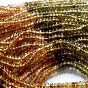 Fine Polished Tourmaline Beads