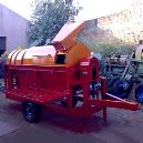 Paddy Thresher For Agricultural Industry