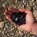 Hard Compact Anthracite Coal