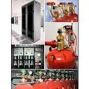 Gas Detection And Suppression System