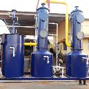 Packed Wet Scrubber System