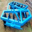 Agricultural Purpose Tractor Mounted Disc Harrow