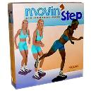 Air Stepper For Low Impact Cardiovascular Training
