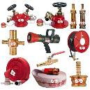 Compact Designed Fire Hydrant System