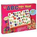 ABC Toy Tray for Kids