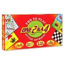 Four Fun Games Set