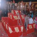 Compact Designed Revolving Stage