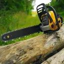 Electrically Operated Chain Saw