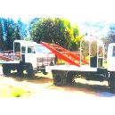 Hydraulically Driven Towing Van
