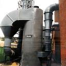 Compact Type Acid Fume Scrubber